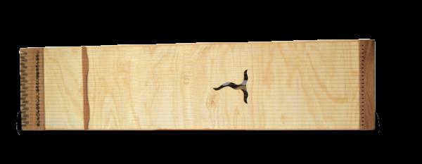Monochord Gyde 100 Ansicht Decke aus Birke