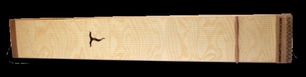 Monochord Fida 160 Ansicht Decke aus Birke