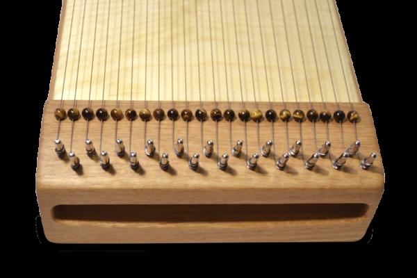 Monochord Hoku 180 Block und Feinstimmer-Perlen