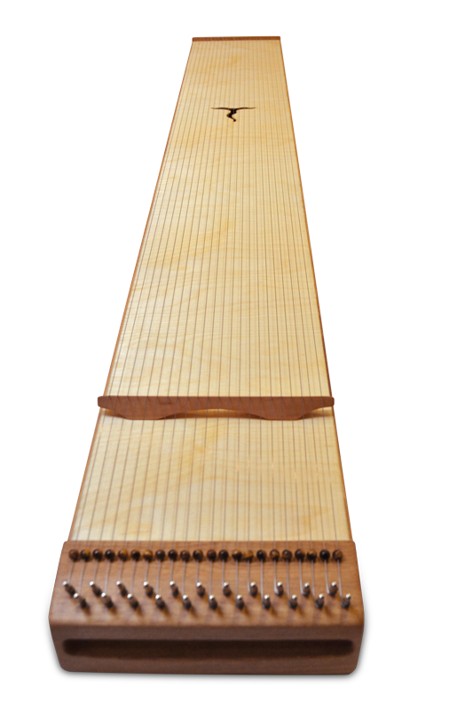 Monochord Hoku 180 Frontansicht