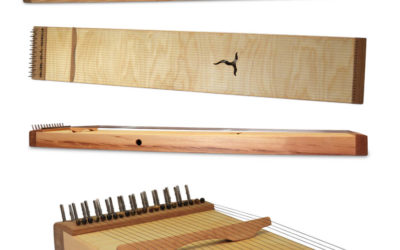 Monochord Fida 160cm – Ton F