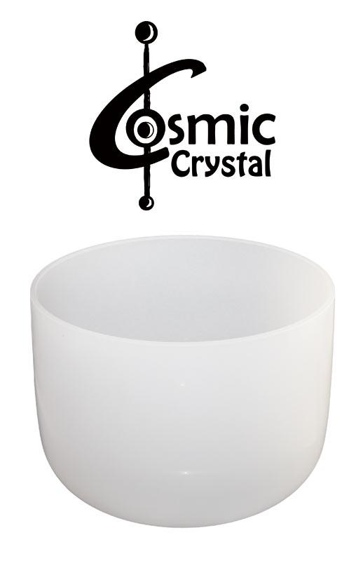 Kristall Klangschale