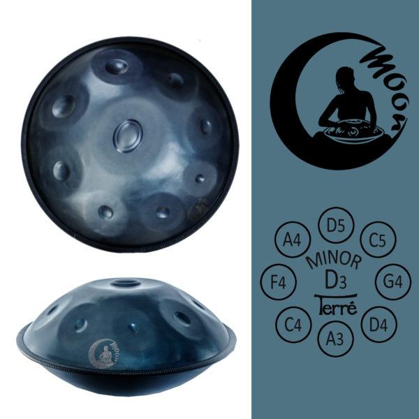 Handpan Moon D-1