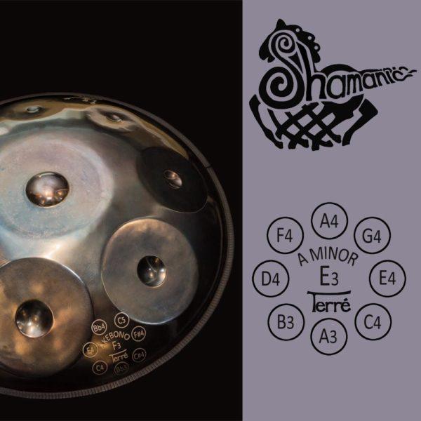 Handpan Shamanic A-1