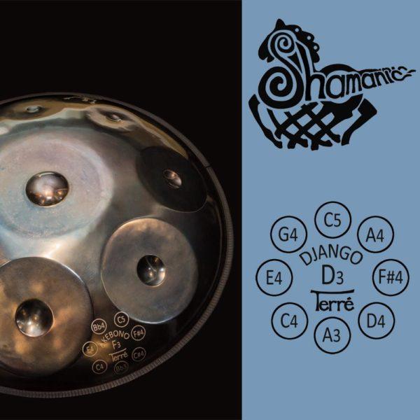 Handpan Shamanic DD-1