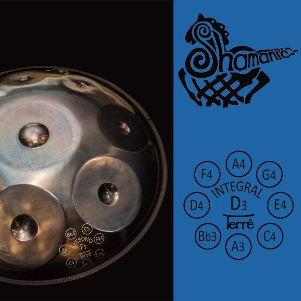 Handpan Shamanic DI-1