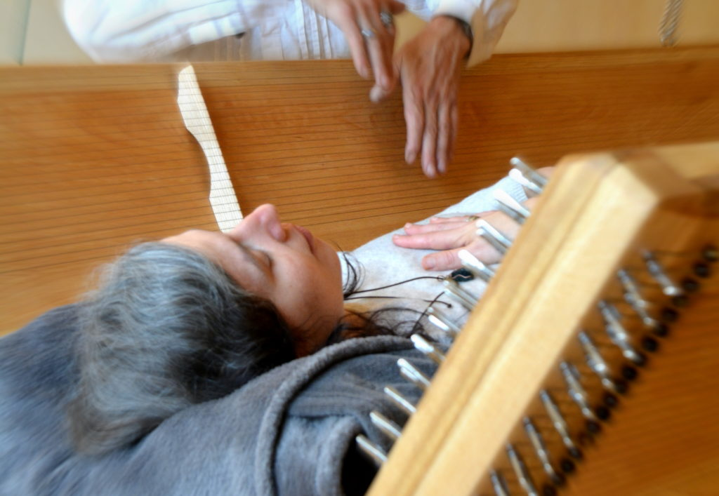 Klang-Schaukel Therapie Instrument Professionelle Ausführung