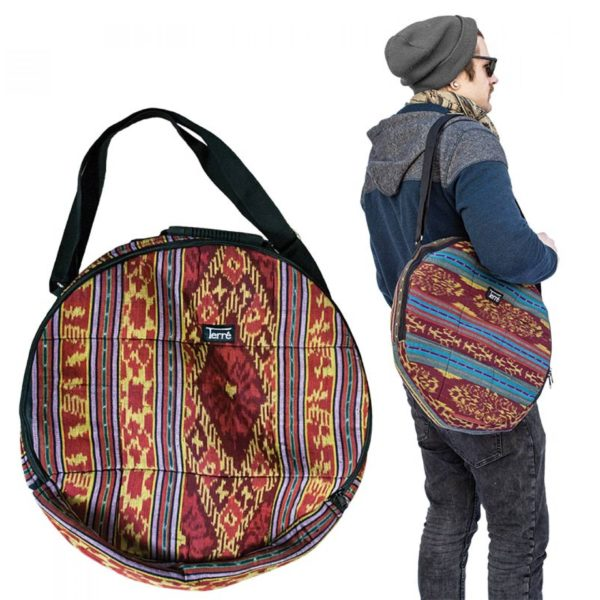 Tasche Ekat Stoff für deine Rahmentrommel