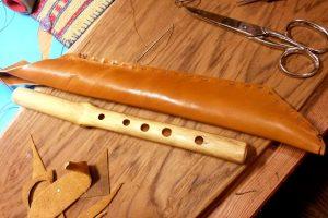 Natur Flöten Bau Workshop