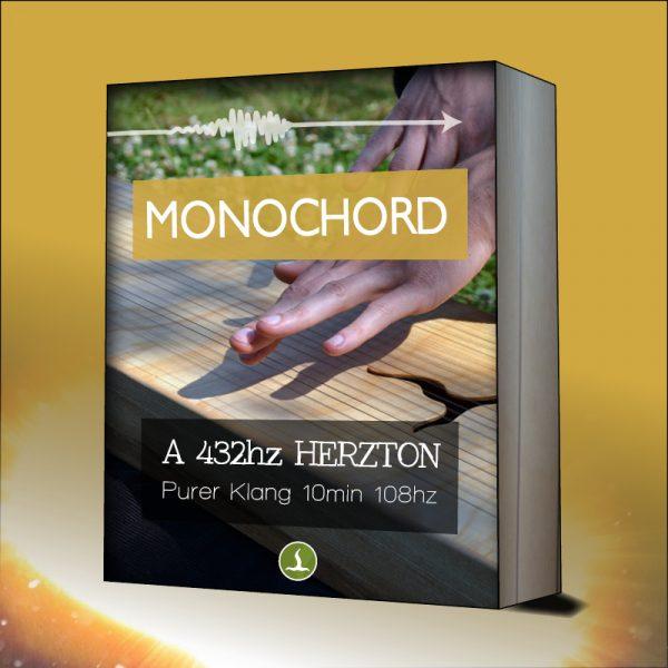 Monochord A Herzton