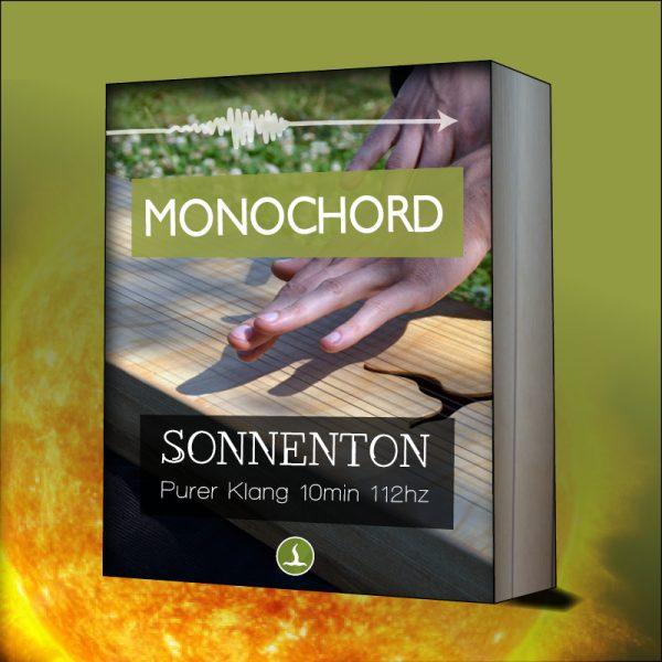Monochord Sonnenton